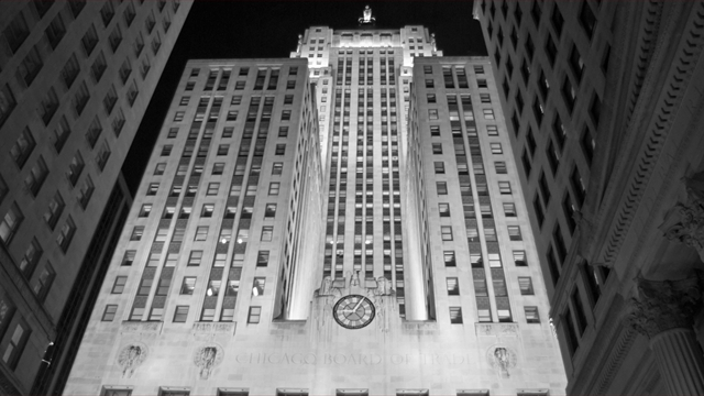 Board of Trade  Chicago  USA