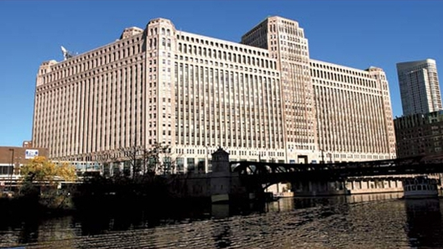 Merchandise Mart  Chicago  USA